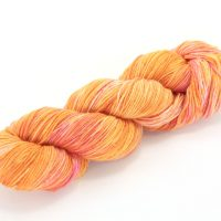 SOCK FINE Apricot Fizz