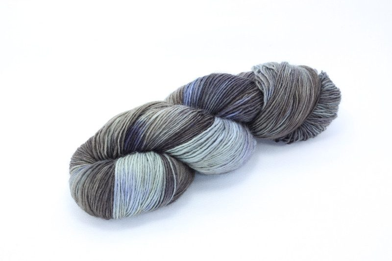 MERINO SINGLE Fingering Mystic Forest