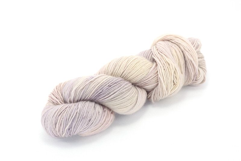 MERINO SINGLE Fingering Old Rose