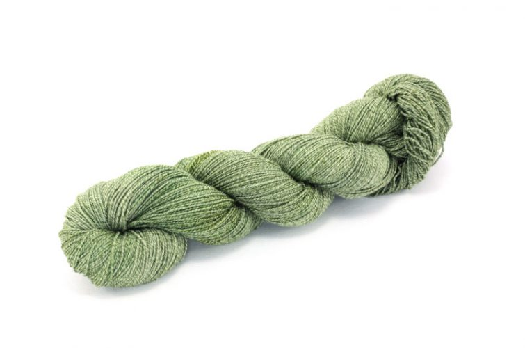 SILKY COTTON FINE Olive Green