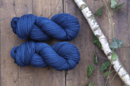 GERMAN MERINO Indigo 1