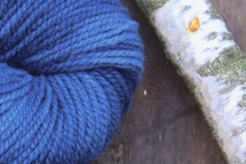 GERMAN MERINO Indigo 2 zoom