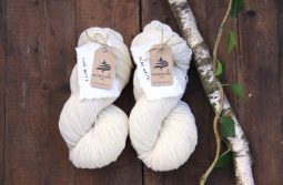 German Merino Undyed