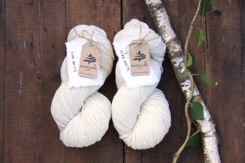 GERMAN MERINO Pure White