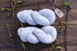 GERMAN MERINO Natural Grey