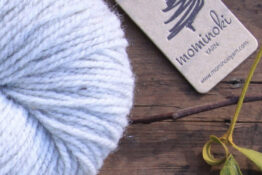 GERMAN MERINO Natural Grey Zoom