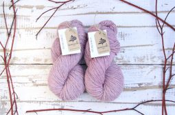 German Merino Lac Dusty Pink