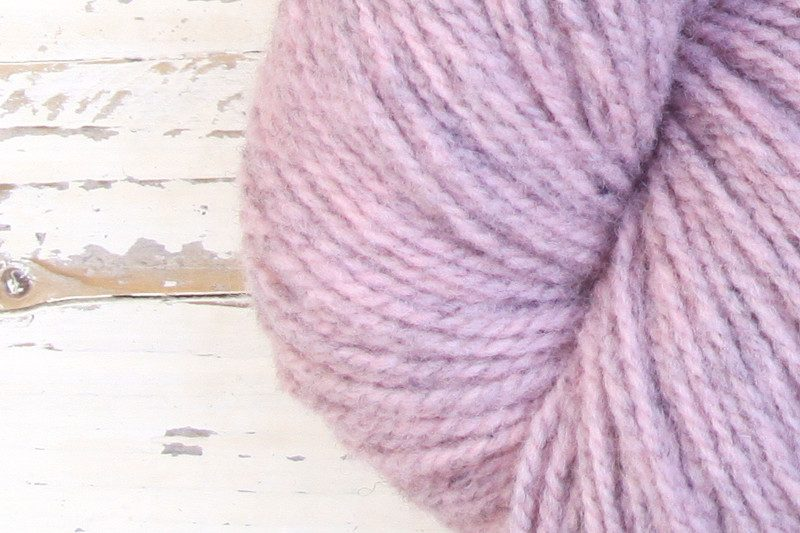 German Merino Lac Dusty Pink zoom