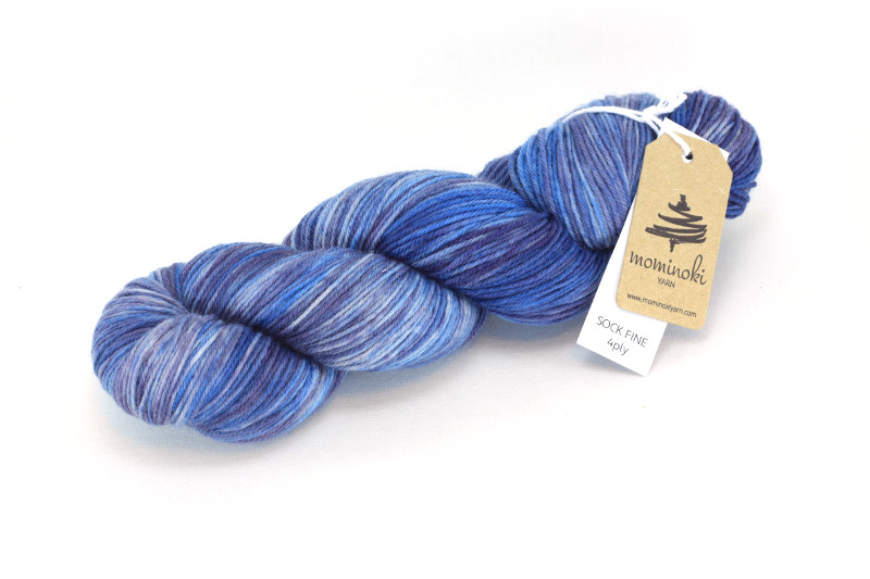 SOCK FINE 4ply Deep River