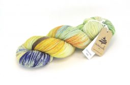 SOCK FINE 4ply Rainbow Mountain