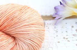 Ramie Silk Natural Madder Pink zoom
