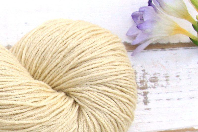 Ramie Silk Natural - Viscum Blonde zoom
