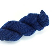 German Merino indigo navy
