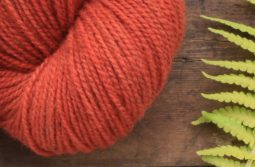 German Merino Madder Brick zoom