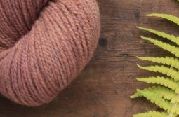 German Merino Madder Rosewood zoom