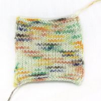 SOCK FINE 4ply Lima Swatch