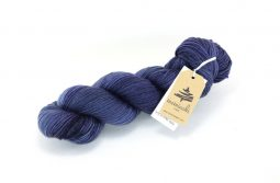 SOCK FINE 4ply Night Purple