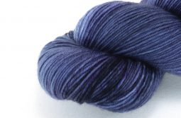SOCK FINE 4ply Night Purple zoom