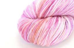 SOCK FINE 4ply Pink Love zoom