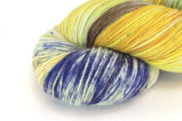 SOCK FINE 4ply Rainbow Mountain zoom