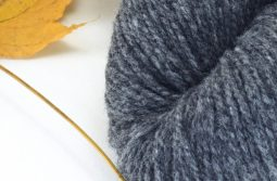 German Merino Dark Grey zoom