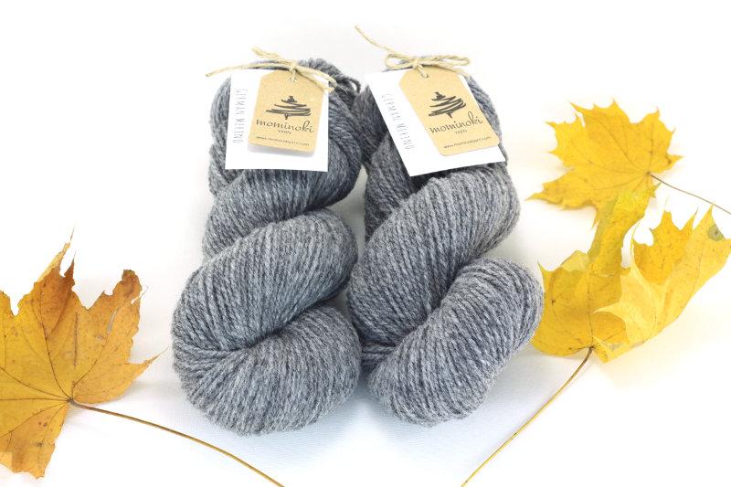 German Merino Grey