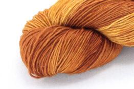MERINO FINGERING Cinnamon zoom