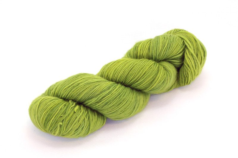MERINO SINGLE Fingering Moss