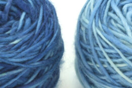 MERINO SINGLE Worsted Blue Jeans Set zoom