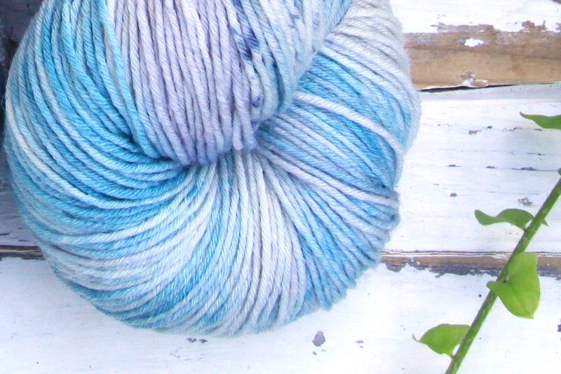 MERINO Silk Norwegian Sky zoom
