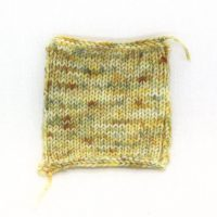 SOCK FINE 4ply Amber swatch