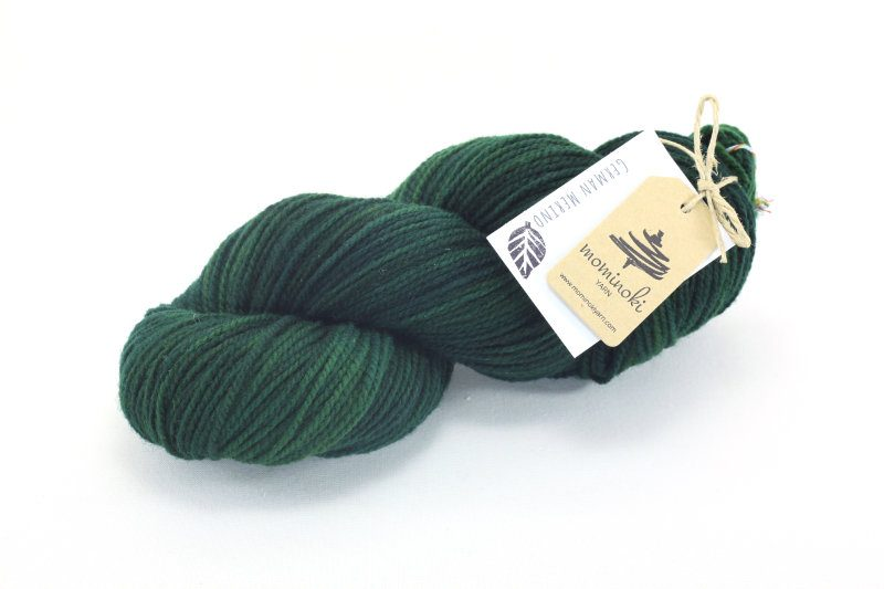 German Merino - Shades of Green #1
