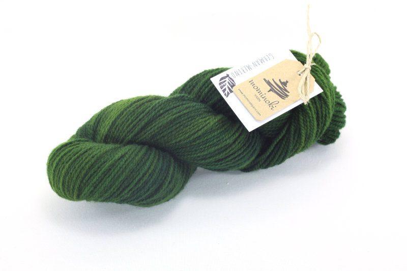 German Merino - Shades of Green #2