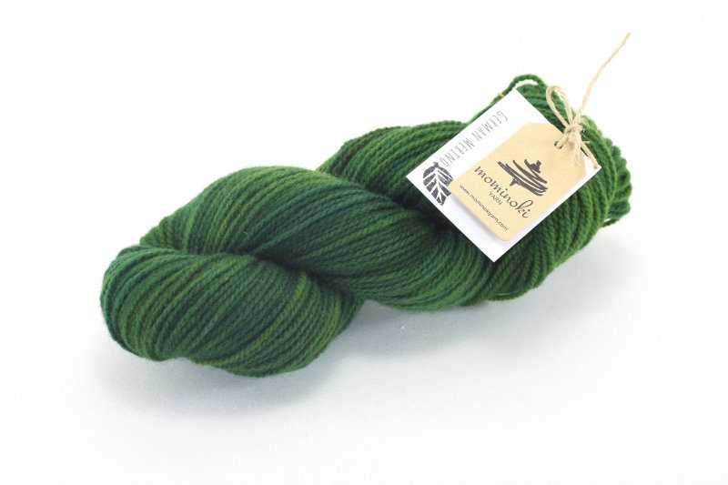 German Merino - Shades of Green #3