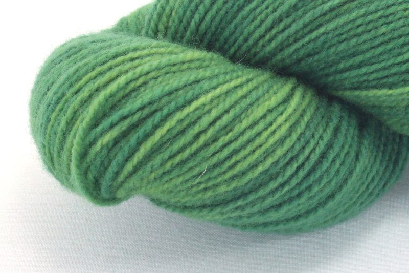 German Merino - Shades of Green #4 zoom
