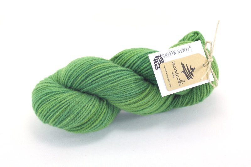 German Merino - Shades of Green #5