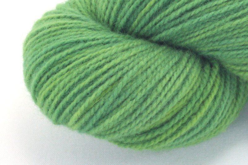 German Merino - Shades of Green #5 zoom