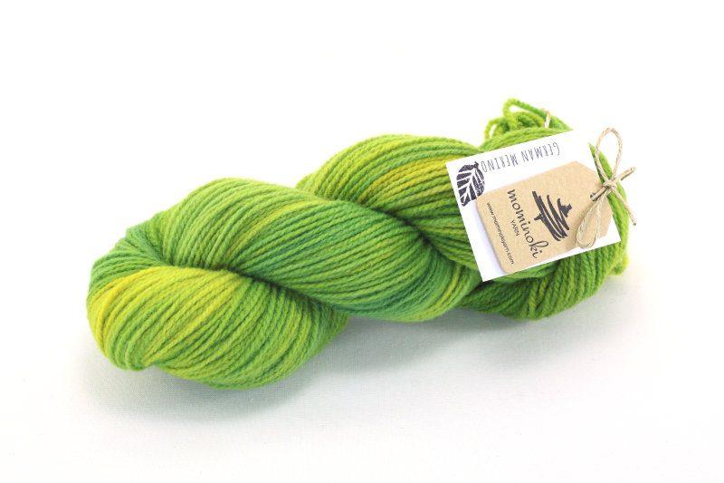 German Merino - Shades of Green #6
