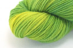 German Merino - Shades of Green #6 zoom