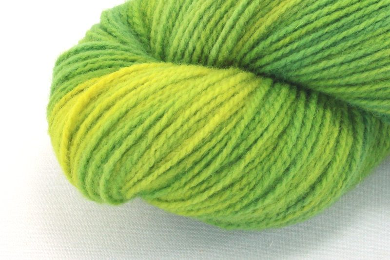 German Merino - Shades of Green #6 zoom