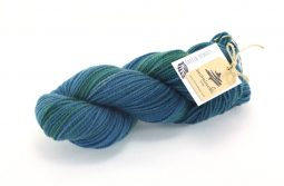 German Merino - Shades of Turquoise #1