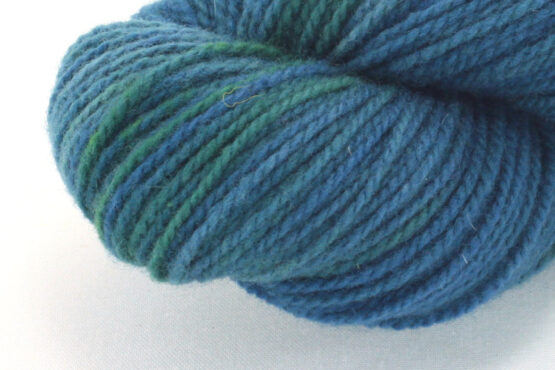 German Merino - Shades of Turquoise #1 zoom