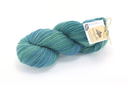 German Merino - Shades of Turquoise #2