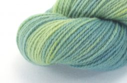 German Merino - Shades of Turquoise #3 zoom