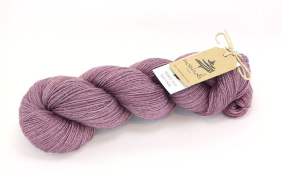 RAMIE SILK NATURAL - Lac Cassis