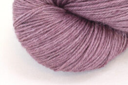 RAMIE SILK NATURAL - Lac Cassis zoom