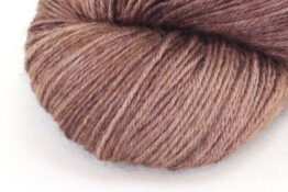 RAMIE SILK NATURAL - Madder Chocolate zoom