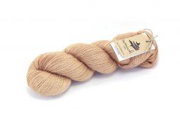 RAMIE SILK Natural - Avocado Bronze