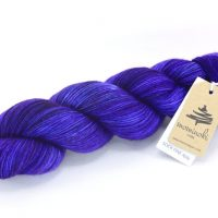 SOCK FINE 4ply - Brilliant Blue