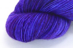 SOCK FINE 4ply - Brilliant Blue zoom